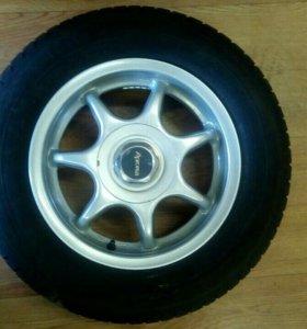 Продам Новые  шины с дисками MATADOR 185/70 R14