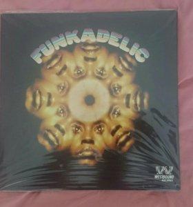 """Винил Funkadelic """"Funkadelic"""" 1970"""