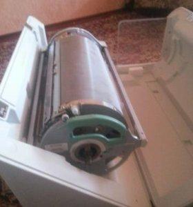 барабан для принтера Riso RZ200 красного цвета