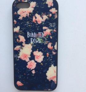Чехол на iPhone 5s / 5 / 5c