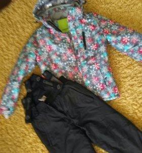 Горнолыжный костюм размер 40-42