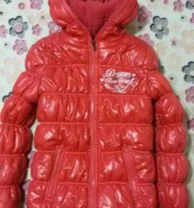 Теплая курточка!
