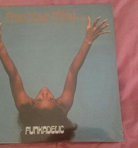 """Винил Funkadelic """"Free Your Mind..."""" 1970"""