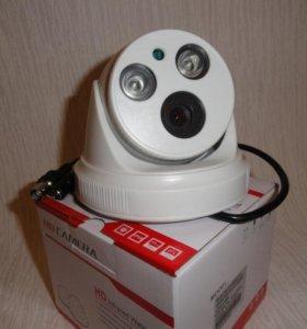 Купольная видеокамера высокой четкости