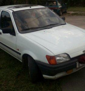 Форд Фиеста 89 г.в