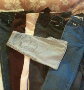 Жен. Джинсы и брюки(все)