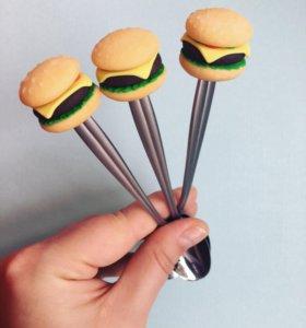 Ложечки Гамбургеры