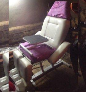 Педикюрное кресло гидравлическое