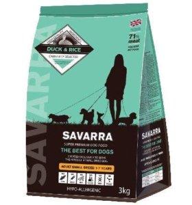 Savarra Саварра корм для собак и кошек