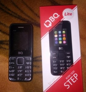 Телефон BQ Step