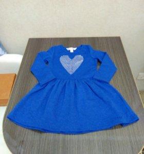 Платье 98р