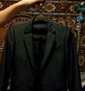 Школьный пиджак, жилетка