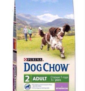 Cat chow / Dog chow корм для кошек и собак