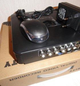 Видеорегистратор для HD видеонаблюдения