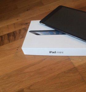 Apple iPad mini with Wi-Fi + Cellular 16 Gb Black