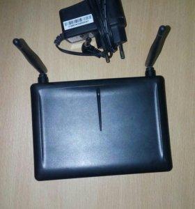 Wi-Fi маршрутизатор, DIR-620