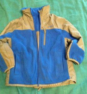 Куртка детская5-6 лет