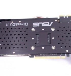 ASUS GeForce GTX 780 Ti DirectCU II OC 3 Гбайт