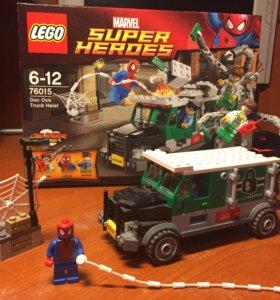 Лего Marvel