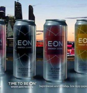 Энергетический напиток E-ON