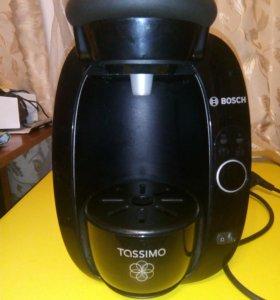 Кофемашина капсульная Tassimo Bosh