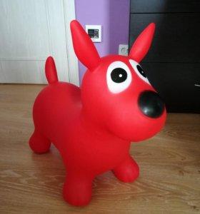 Собака-прыгунок