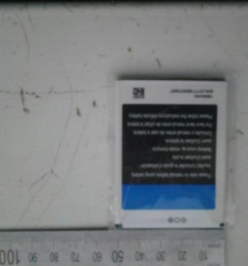 Батарея на телефон(новая)
