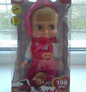 Кукла интерактивная Маша