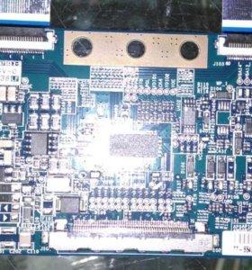 Плата управления тв LCD LG 42LK450-TG