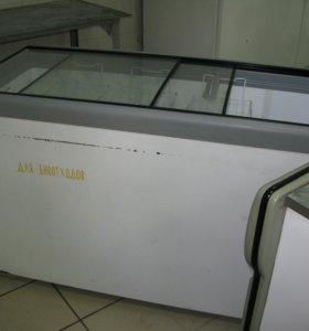 Морозильный ларь СНЕЖ МЛ-500
