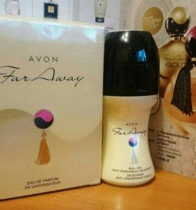 Женский парфюмерный набор Far Away