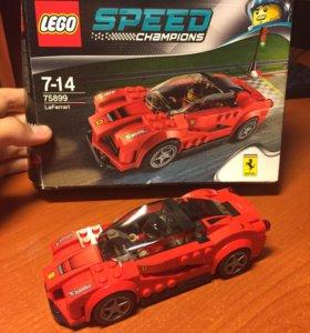 Лего Ferrari
