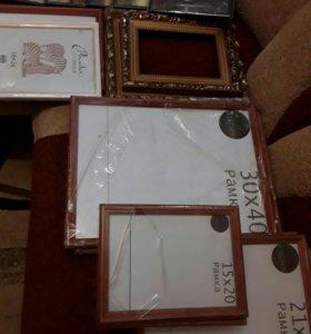 Картины и рамки