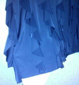 Р.46, чёрная юбка