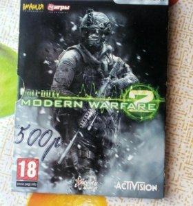 Распродажа!!! CALL OF DUTY MODERN WARFARE 2