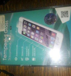Закаленное стекло iPhone 6 Plus