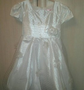 Платье новогоднее праздничное