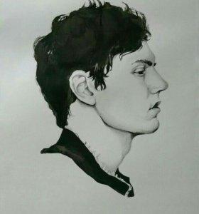 Портрет, картина на заказ