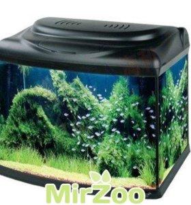 Новый, в упаковке аквариум на 60 л с оборудованием