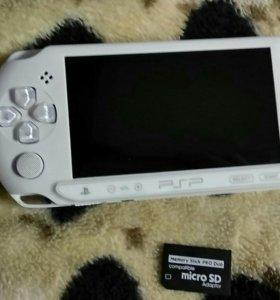 PSP (SD карту на 16 гб отдам бесплатно)