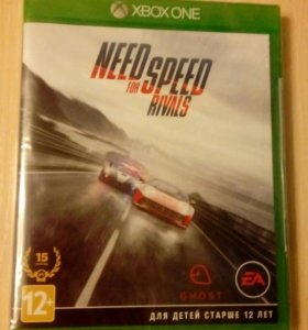 Игра XBOX ONE. NEED FOR SPEED RIVALS RU