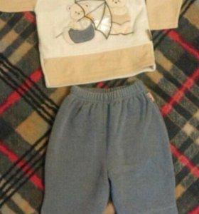 Новый костюм Okay Kids детский флисовый