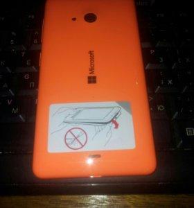 Задняя панель Nokia Lumia 535