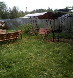 Качели для сада