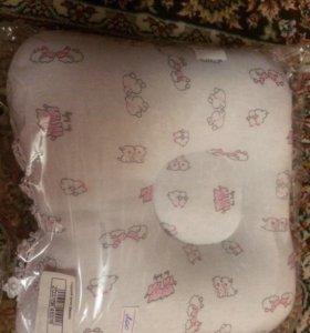 Подушка ортопедическая детская новая