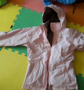 Куртка для девочки 10-13 лет