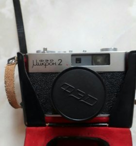 Фотоаппарат Микрон 2