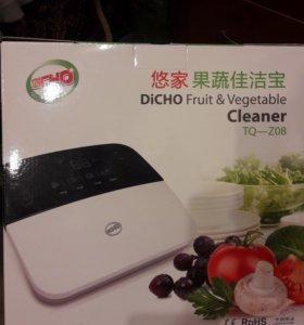 Прибор для очистки фруктов, овощей, мяса, воды