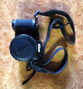 Фотоаппарат Nikon Colpix L840