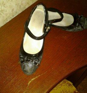 туфли детские 36 р-ра